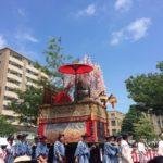 7月24日(火)祇園祭後祭 山鉾巡行、花傘巡行&還幸祭、神輿渡御の旅