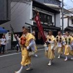 【レポート】祇園祭宵山お昼の部、山伏さんの法螺貝に引き寄せられました。
