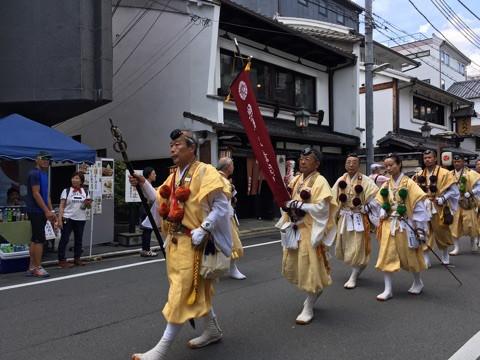yamabushi gionnmatsuri