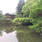 朝の京都御苑、鳥の声と虫の音、玉砂利を踏みしめる音を動画でお届けします。