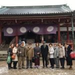 4月14日(土)坂井画伯とめぐる世界遺産 仁和寺・龍安寺の旅
