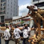 7月11日(水)あなたの知らない祇園祭 地元の案内人と観る山鉾建て