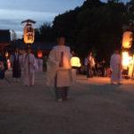 9月15日 石清水祭の勅祭、石清水祭の旅